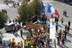 French protest against nuclear power (photo: Sortirdnucleaire)