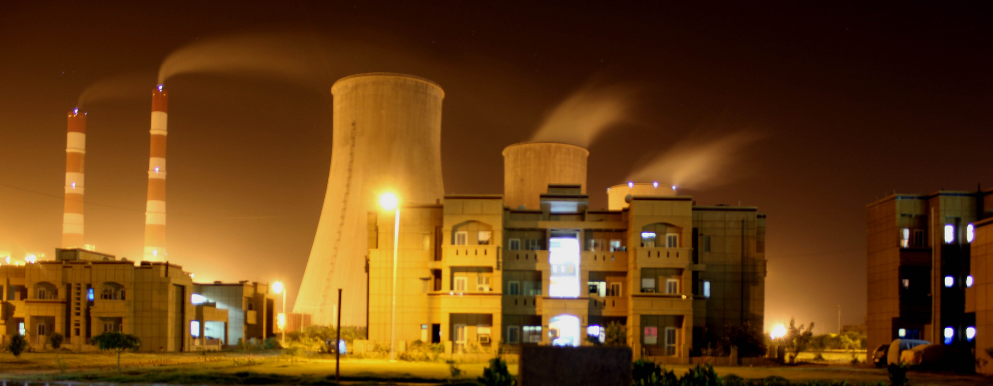 Thermal Power Station : India s energy and climate change challenge energypost eu
