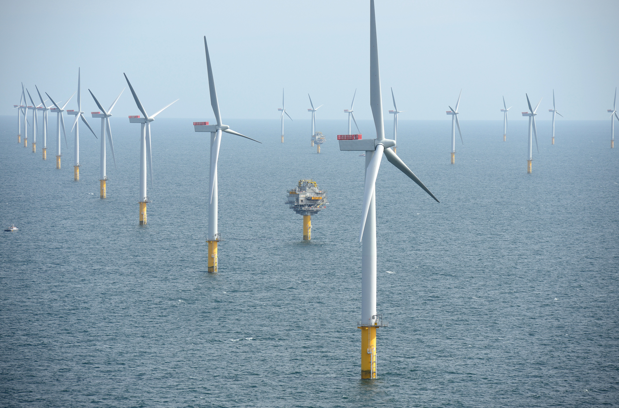 Big energy panies take control of Dutch wind lobby