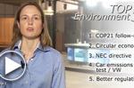 viEUws VIDEO: Top 5 environment priorities for Dutch EU presidency