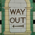 Brexit way out (photo Jose Manuel Mota)