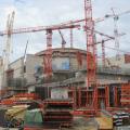 EPR being built at Olkiluoto Finland (photo BBC World Service)