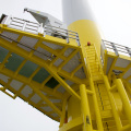 Kentish Flats Extension Offshore Wind Farm (photo Vattenfall April 2016)