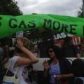 fracking protest (photo Beth Granter)