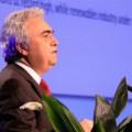 Fatih Birol (photo Wind Europe)