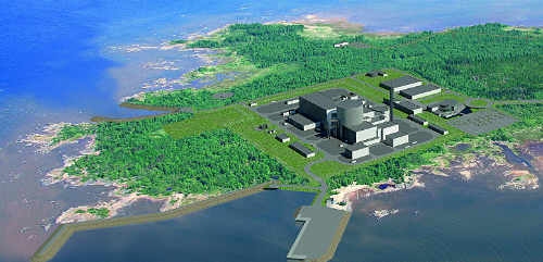 The collective effort behind Finland's new nuclear power plant