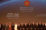 Opening of the 23rd World Energy Congress in Istanbul