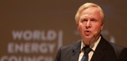 Bob Dudley, CEO of BP (photo World Energy Congress)
