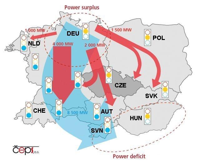 JM-EuropeanElectricalPowerRoutes-CEPS