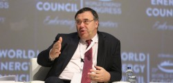 Patrick Pouyanné, CEO Total (photo World Energy Congress)