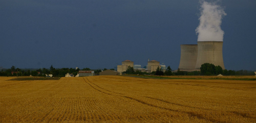 Payment day for nuclear addiction in France