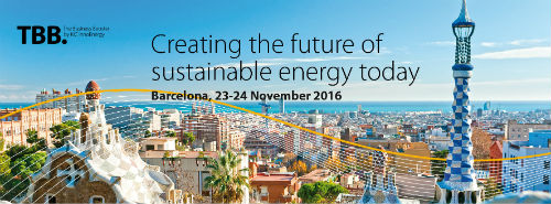 Click to register for this year's Business Booster in Barcelona - Energy Post readers get an exclusive 30% discount