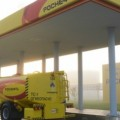 Rosneft petrol station (photo Rosneft)