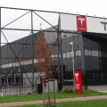 Tesla assembly factory in Tilburg the Netherlands