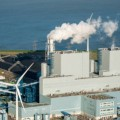 new RWE coal power plant Eemshaven the Netherlands