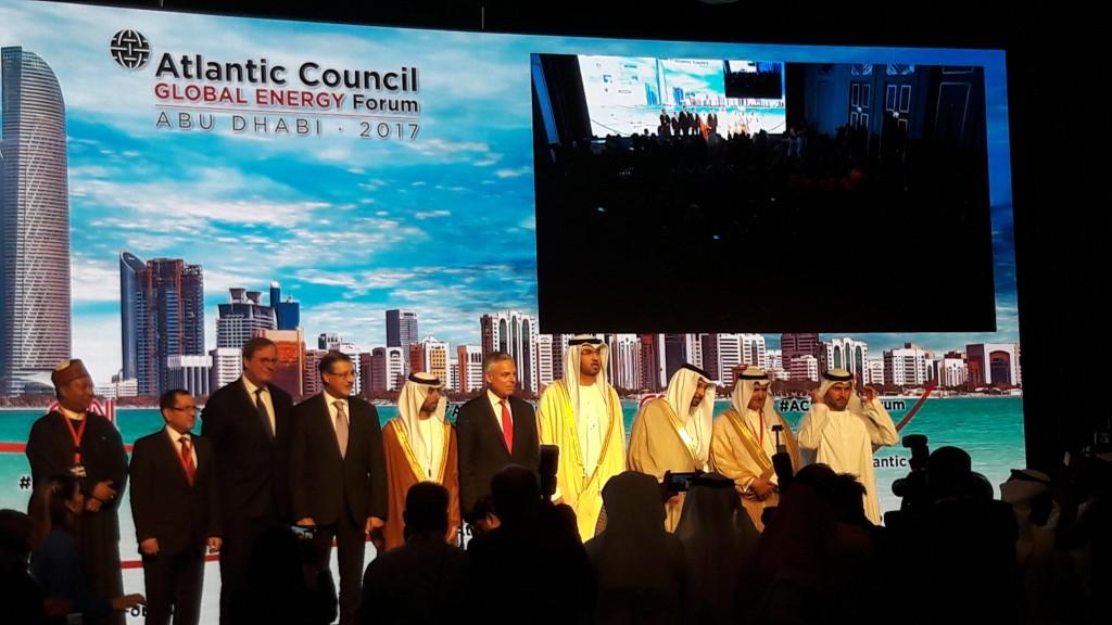 Atlantic Council Global Energy Forum Abu Dhabi