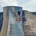 Cruas Nuclear Power Station in France (photo Harvey Barrison)
