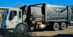 Wrightspeed electric refuse truck