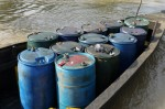 refined oil taken to the market in Nigeria (photo Stakeholder democracy)