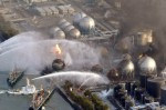Fukushima disaster (photo Fukushima watch)