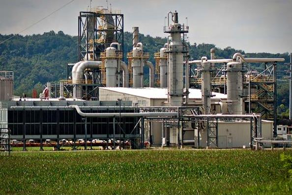 he Three Rivers Energy biorefinery in Coshocton Ohio (photo USDA)