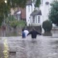 flood in the UK in 2007 (photo Shelly Jo)