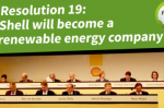 Shell executive describes inevitable transition to carbon-free energy
