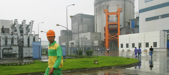 Chinese slowdown may end nuclear's last hope for growth