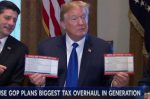 Trump's tax bill: big win for oil and gas, profound threat to renewables and environment