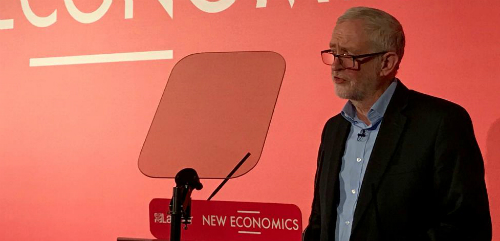 Corbyn avoids real choices with call for nationalisation of energy