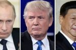 Trump's grand strategy: a tripolar world order