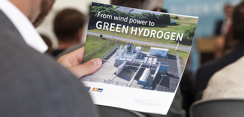 Hydrogen is heading up the European policy agenda