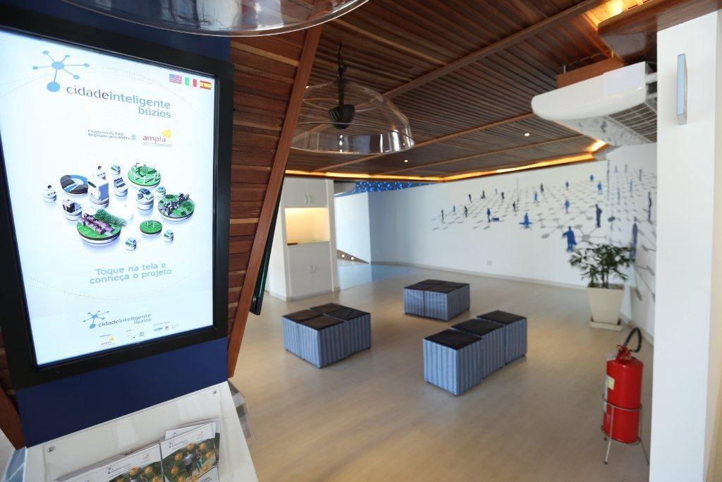 Smart City Monitoring Centre in Buzios