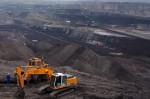 Turow coal mine in Poland