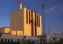 Forsmark nuclear power plant, Sweden, unit 2 (Hans Blomberg)