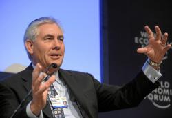 Rex Tillerson at World Economic Forum in 2009 (photo: World Economic Forum)