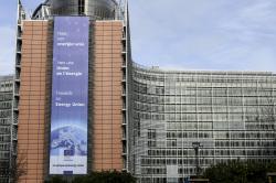 Berlaymont building Brussels (photo Europe by Satellite)