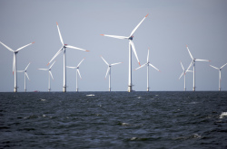 Horns Rev 1 (photo Danish Wind Energy Industry Association)