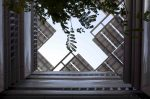 Masdar Institute's rooftop PV panels (photo: Masdar Official)