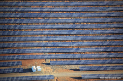 Kalkbult solar power plant South Africa (photo Scatec Solar)