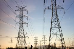 Power transmission lines (credit: Oran Viriyincy, via Flickr, creative commons license)