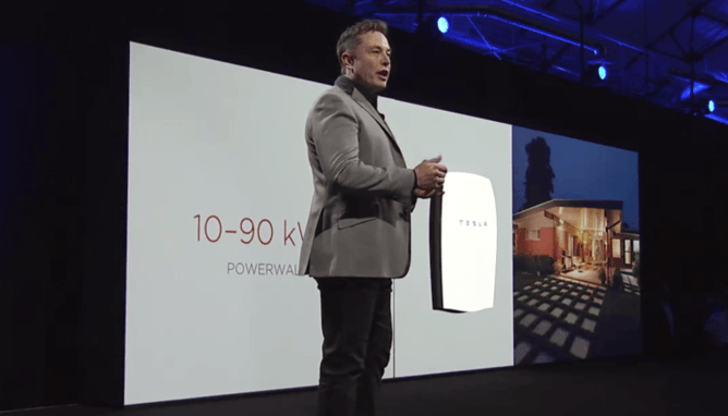 Why Tesla battery marks beginning of end for fossil fuels