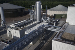 Power-to-gas plant in Werlte