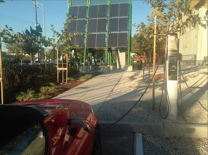 Solar-PV-EV-Charging-Station