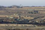 open-cast coal mine near Konin, Poland (photo: Greenpeace 2008)