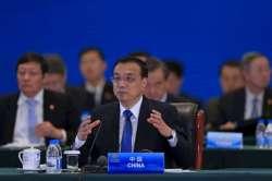 Premier Li Keqiang speaks in Suzhou at China-CEE summit