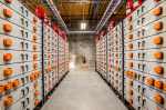 Energy storage system (photo Portland General Electric)