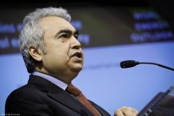 Fatih Birol (photo Friends of Europe)
