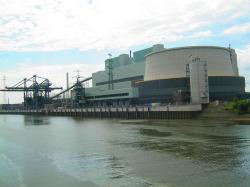 Moorburg power plant (photo Gerhard Kemme, 2014)