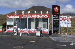 Texaco station on Tenerife